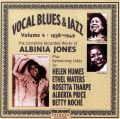 Vocal Blues & Jazz Vol 4. 1938 - 1949