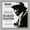 The Greatest Songsters 1927 - 1929