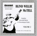 Blind Willie McTell Vol 2 1931 - 1933