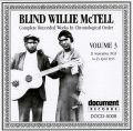 Blind Willie McTell Vol 3 1933 - 1935
