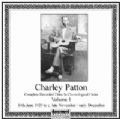 Charley Patton Vol 1 1929