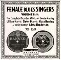 Female Blues Singers Vol 8 H1 1923 - 1928