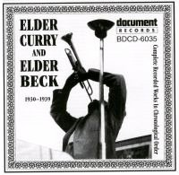 Elder Curry & Elder Beck 1930 - 1939